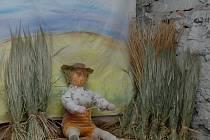 Známé i málo známé postavy z místních pověstí v životní velikosti jsou během prázdnin k vidění v historických sklepeních pod zábřežským zámkem.