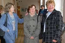 Deváté setkání maturantů Obchodní akademie v Šumperku