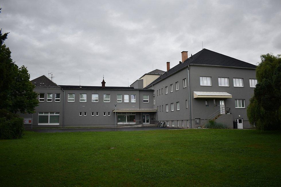 Postřelmov - kulturní dům.