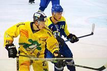 Hokejová příprava: Draci versus Přerov.