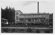 Šumperská Sanatorka. Historie.