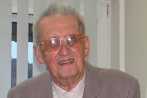 Geolog a čestný občan Jeseníku Jaroslav Skácel