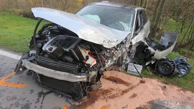 Nehoda u Javorníku