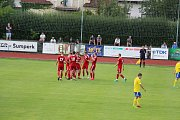MOL Cup: Šumperk proti Uničovu
