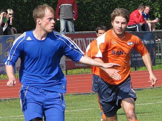 Jan Volek (vlevo)