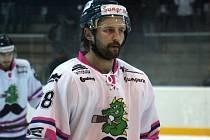 Bývalý útočník Šumperku Michal Vymazal.