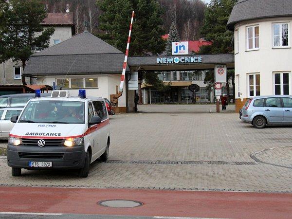 Jesenická nemocnice, člen holdingu Agel.