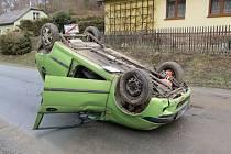 Nehoda ve Strupšíně