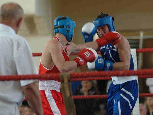 Přes  celkový jednoznačný výsledek nedali plzeňští boxeři svoji kůži lacino  a  často tvrdě útočili.