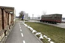 Město bude pokračovat ve stavbě cyklostezky do Žešova