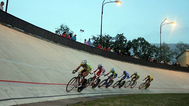 Grand Prix Prostějov – Memoriál Otmara Malečka v dráhové cyklistice