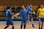 První turnaj letošního roku veteránské ligy Prostějovska hostila hala v Kostelci na Hané. 11.1. 2020