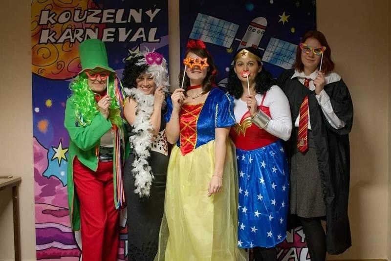 Loňský karneval v Městském kulturním centru Hulín