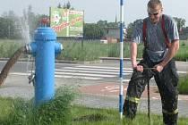 Hasiči budou mít další hydranty.