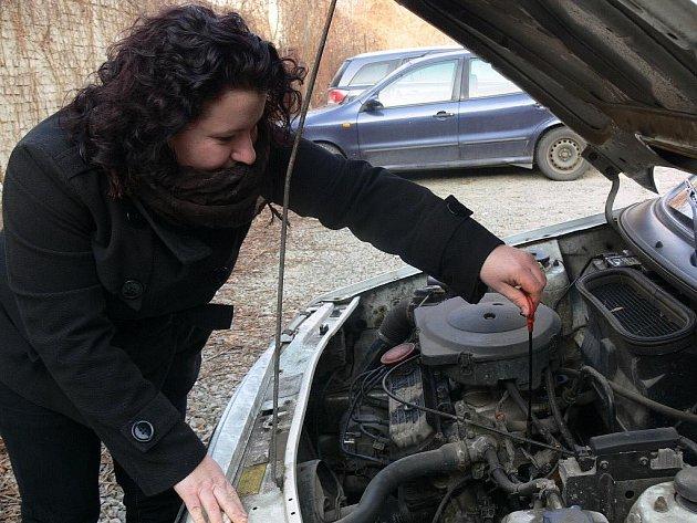Mráz může auto pěkně potrápit. Ilustrační foto