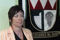 Jarmila Stawaritchová - starostka Čelechovic na hané
