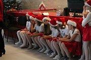 Vánoce seniorů v Prostějově