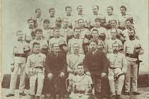 Zakladatelé SHD Stínava, 1899