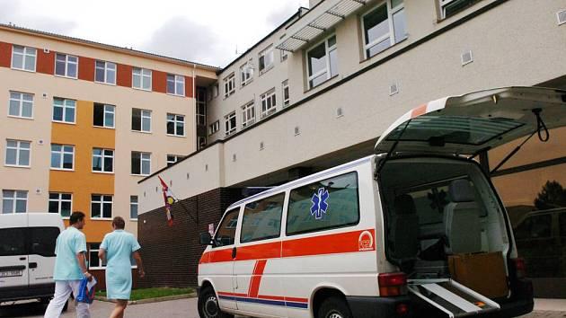 Spojení krajských nemocnic musí povolit antimonopolní úřad. Firma o to dosud nepožádala.
