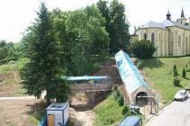 Renesanční schodiště