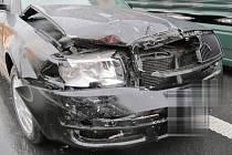 Hromadná nehoda na R46