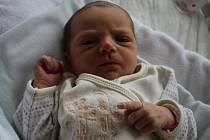 Linda Crmáková, Ostrov u Macochy, narozena 4. listopadu, 47 cm, 2550 g