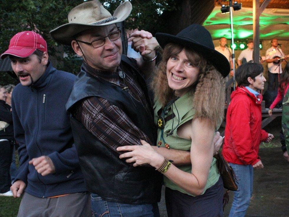 Country festival ve Vojtěchově