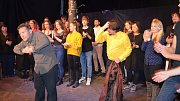 Prostějovské Divadlo Point se loučilo se svým třináctiletým působením v budově v Olomoucké ulici