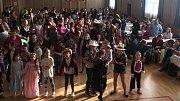 Dětský karneval v Čechovicích