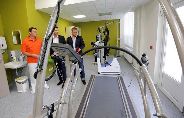 Centrum sportovní a preventivní medicíny vprostějovské nemocnici