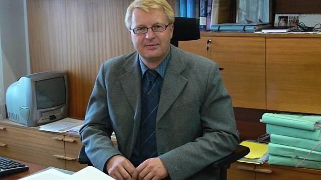 Petr Vrtěl - Předseda Okresního soudu v Prostějově