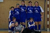 FC Výšovice, čtvrtý regionální ženský fotbalový tým