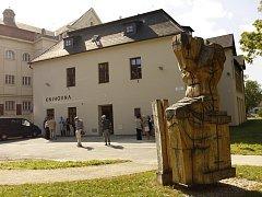 Městská knihovna v Prostějově