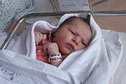 Taťána Rozehnalová, Bystročice, narozena 17. listopadu v Prostějově, míra 48 cm, váha 3050 g