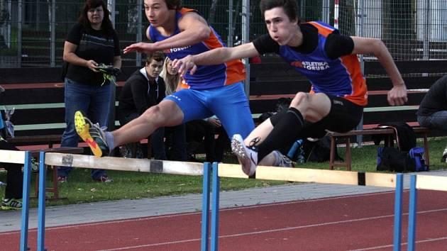 Atletika. Ilustrační foto
