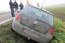 Ukradené auto a kolo aneb Řádění mladíka na Němčicku