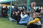 Sobotní vepřobraní v Ochozi přilákalo stovky lidí. 27.9. 2019