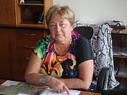 Prostějovská primátorka Alena Rašková (ČSSD)