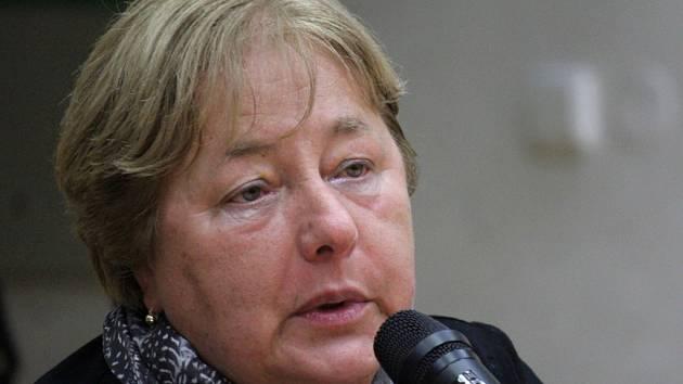 Prostějovská primátorka Alena Rašková