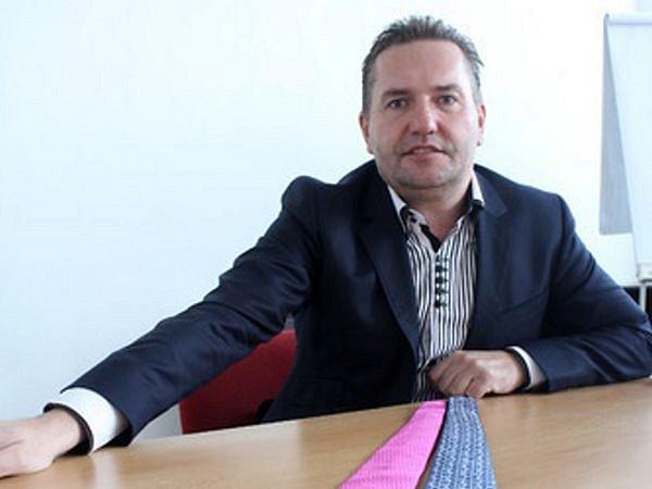 Obchodní ředitel prostějovské firmy Bernhardt Fashion Jindřich Koryčan