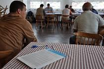 Propuštění dělníci z Javořice se evidovali na úřadě práce