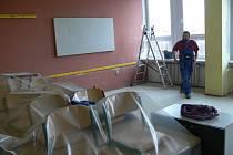 Rekonstrukce Základní školy E. Valenty v Prostějově