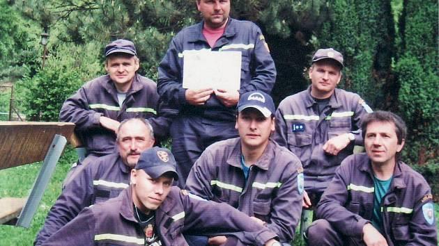 Koničtí hasiči
