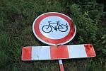 Frekventovaná cyklostezka mezi Prostějovem a Smržicemi bude od pondělí 9.9. 2019 dlouhodobě uzavřena.