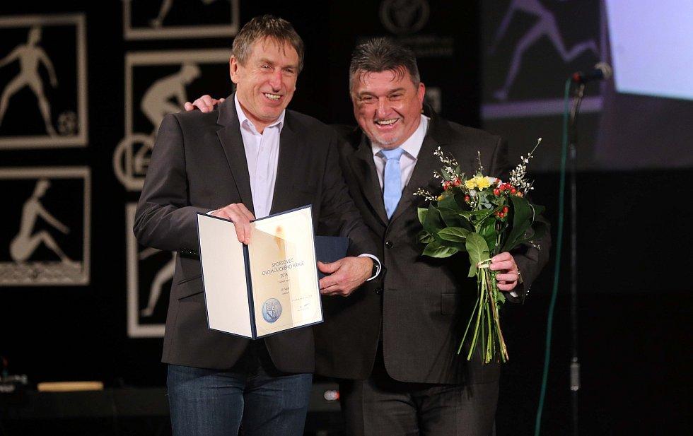 Nejlepší sportovec Olomouckého kraje 2018,  Jiří Teplý