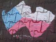 Běh osvobození ve Vrchoslavicích