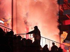 Divoké derby: prostějovští Jestřábi proti přerovským Zubrům