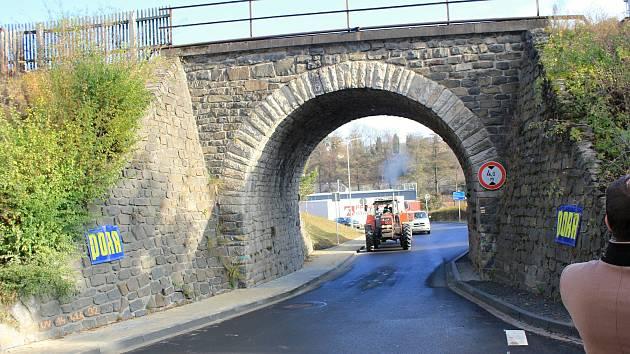 Otevření rekonstruovaného úseku průtahu Konice směrem na Jevíčko
