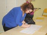 Druhé kolo prezidentských voleb v prostějovské nemocnici