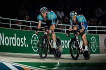 Dvojice prostějovských cyklistů se představila na prestižních závodech v Berlíně